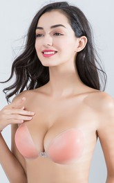 Low-key Front Closure Nipple Cover