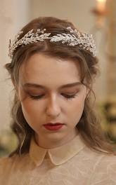 Ladies Elegant Crystal Headpieces