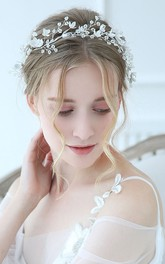 Korean Style Original Crystal Headbands with Beads