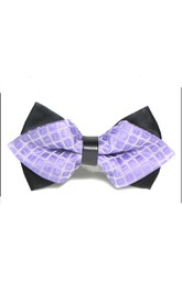 Satin Korean Style Bow Tie-9 Color Options