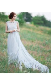 Bohemian Wedding Jasmine Dress