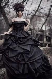 Off-the-shoulder Ball Gown Sleeveless Taffeta Floor-length Wedding Dress with Open Back