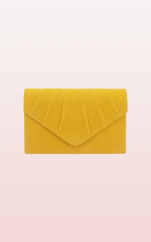 Elegant Flannel Handbag