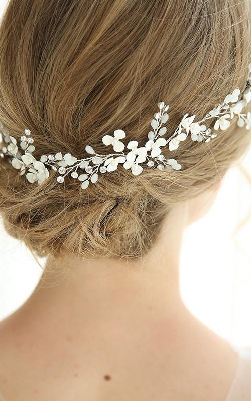 Forest Style Handmade Gorgeous Crystal Headbands
