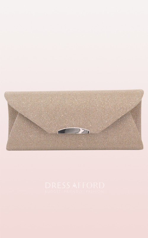 Glitter Shine PVC Handbag